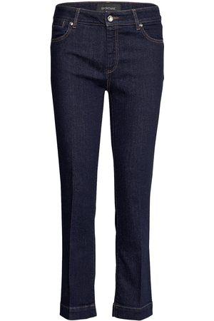 Sportmax Padre Slim Jeans Blå