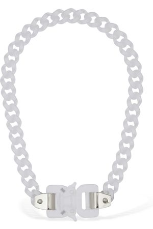 1017 ALYX 9SM Chain Necklace W/ Buckle