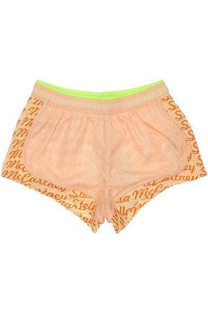 Stella McCartney Piger Shorts - Active Shorts W/ Airtex Inserts