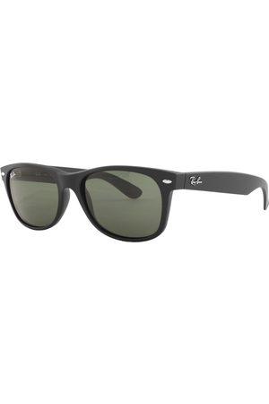 Ray-Ban Mænd Solbriller - Ray Ban 2132 New Wayfarer Sunglasses Matte