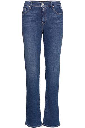 Replay Kvinder Slim - Julye Rose Label Pack Slim Jeans