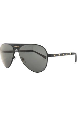 VERSACE Mænd Solbriller - Versace Medusina Pilot Sunglasses