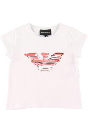 Emporio Armani Kortærmede - T-shirt - m. Logo