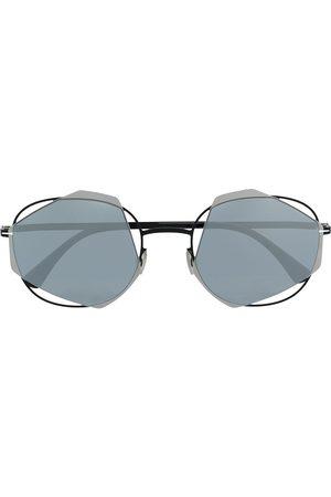 MYKITA Solbriller med geometrisk stel