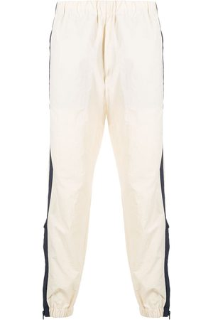 Kenzo Panelled detail track pants