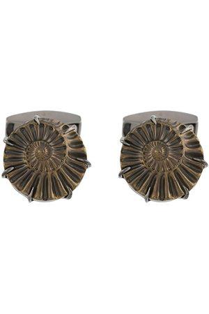 Tateossian Mænd Manchetknapper - Ammonite manchetknapper