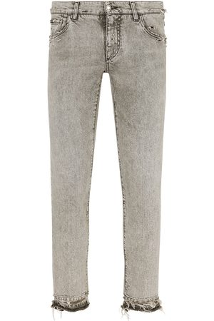 Dolce & Gabbana Mænd Skinny - Low-rise skinny jeans