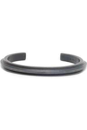PARTS OF FOUR Ridge-edge cuff bracelet