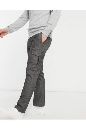 Burton Elegante, ternede bukser med cargolommer i