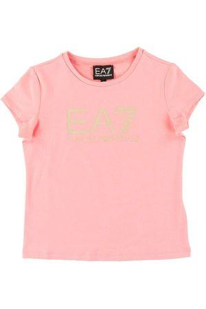 EA7 Kortærmede - T-shirt - Quartz