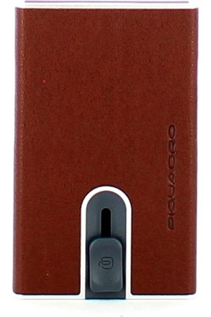 Piquadro Credit card holder with Sliding System and money clip