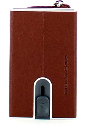 Piquadro Credit card holder with Sliding System and coin purse