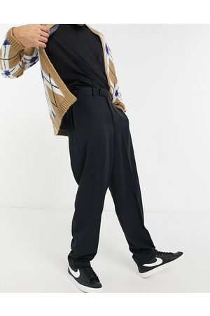 ASOS Højtaljede, elegante, smalle bukser i