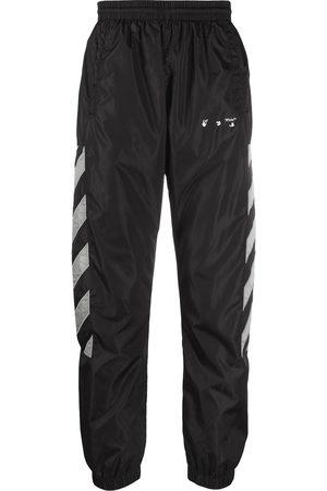 OFF-WHITE DIAG træningsbukser i nylon