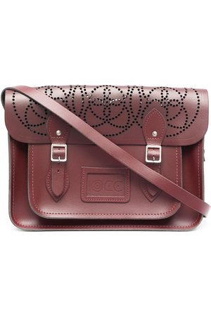 10 CORSO COMO Perforated detail shoulder bag