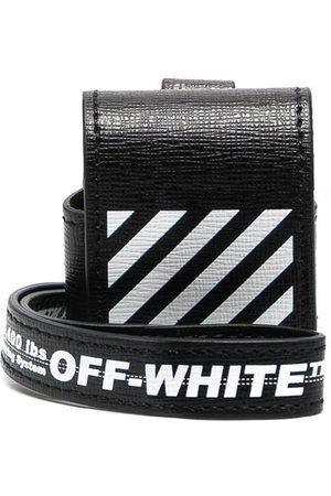 OFF-WHITE Airpod-etui i saffiano-læder