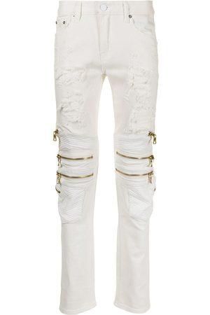 God's Masterful Children Mænd Skinny - Yorke Biker jeans