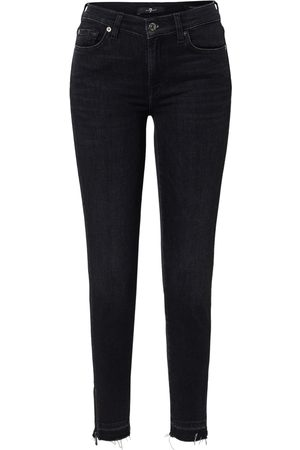 7 for all Mankind Kvinder Skinny - Jeans The Skinny Slim Illusion