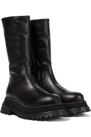 Burberry Leather boots