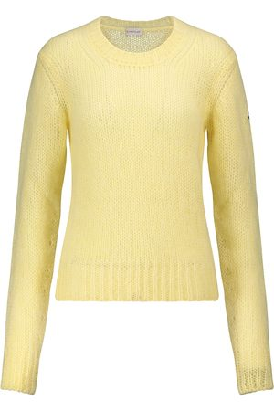 Moncler Mohair-blend sweater