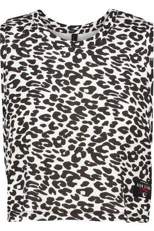 Adam Selman Sport Kvinder Toppe - Sleep leopard printed top