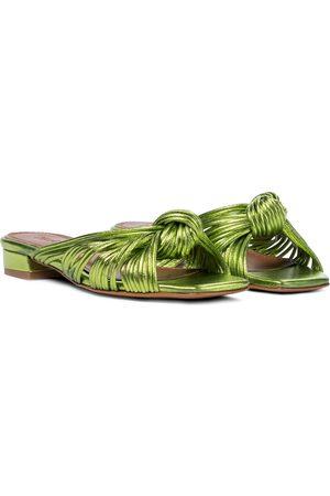 Souliers Martinez Kvinder Sandaler - Alicante 25 leather sandals