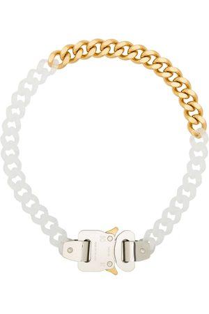 1017 ALYX 9SM Tofarvet halskæde med kædeled