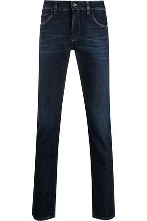 Dolce & Gabbana Skinny-jeans med lav talje