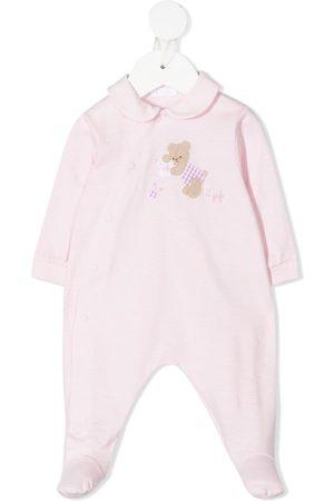 Il gufo Pyjamas med bamsemotiv