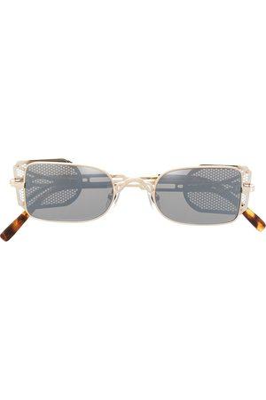 MATSUDA 10611H solbriller med rundt stel