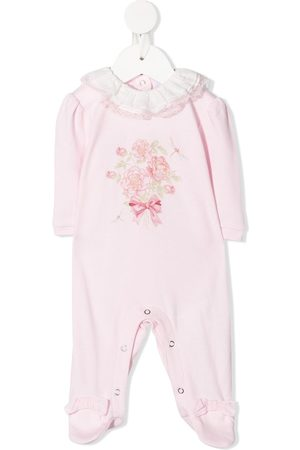 MONNALISA Pyjamas med bouquet-tryk