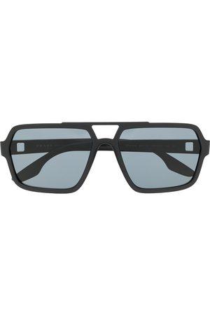 Prada Mænd Solbriller - Tonede navigator solbriller