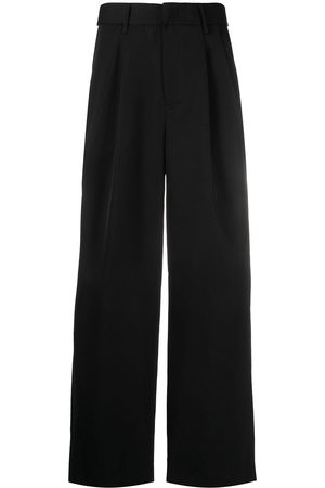 JUUN.J Pleated straight-leg trousers