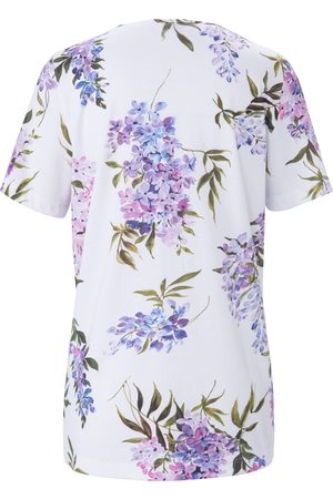 Hutschreuther Pyjamas i jersey Fra hvid