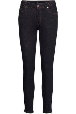 Denim Hunter Kvinder Slim - 31 The Celinazip Tenna Custom Slim Jeans