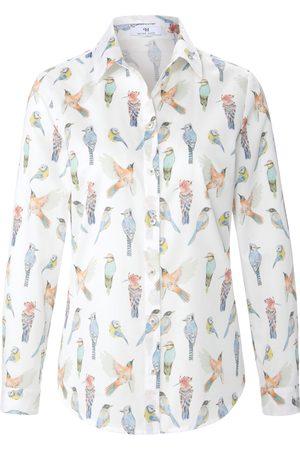 Peter Hahn Skjorte i 100% bomuld Fra hvid