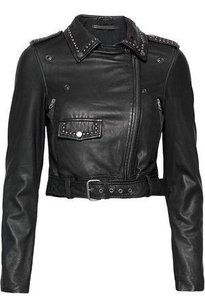 MDK / Munderingskompagniet Aia Leather Jacket Læderjakke Skindjakke