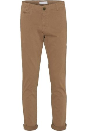 Knowledge Cotton Apparal Chuck Straight cut Chino Pants