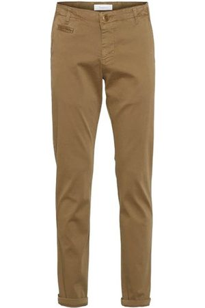 Knowledge Cotton Apparal Mænd Chinos - Chuck Straight cut Chino Pants