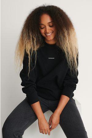 Calvin Klein Kvinder Sweatshirts - Oversize Sweater