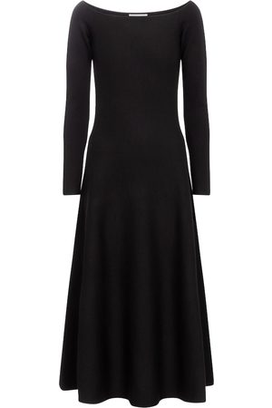 GABRIELA HEARST Gurshka wool and cashmere midi dress