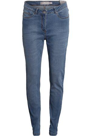 B. COPENHAGEN Kvinder Jeans - Jeans Madelaine - Blue sky denim - 0 / 38