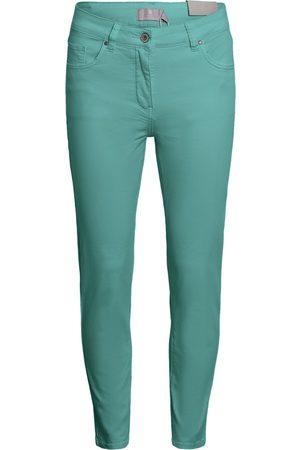 B. COPENHAGEN 7/8 Jeans Madelaine - Emerald - 72 cm / 34