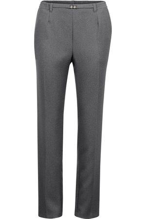 BRANDTEX Bukse, Anna - Grey mell. - 74 cm / 36