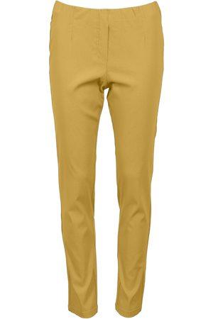 Brandtex Leggings - Yolk Yellow - 0 / 38