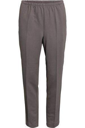 Brandtex Bukser med elastik og skrålomme Anna - Earth - 74 cm / 34