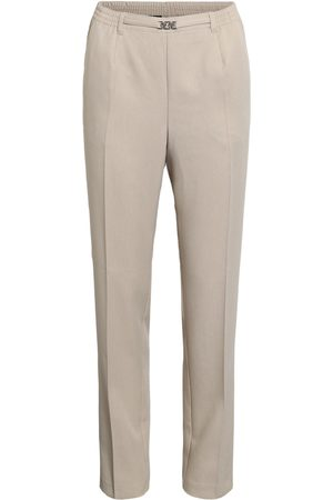 Brandtex Bukser med spænde og elastik Anna - Desert - 78 cm / 36