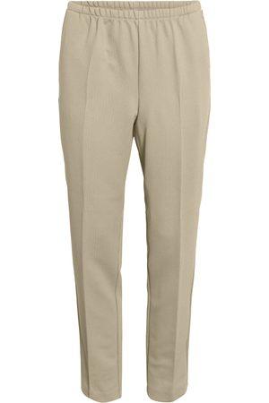 Brandtex Bukser med elastik og skrålomme Anna - Desert - 74 cm / 36