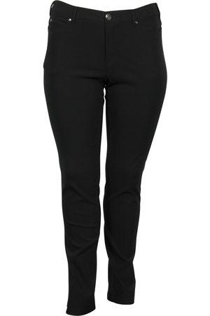 Ciso Basis bengalin-bukser med 5 lommer - Black - 42