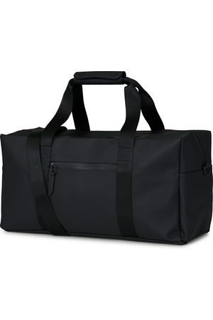 Rains Mænd Weekendtasker - Small Weekendbag Black
